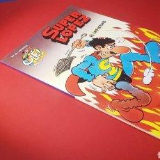 Cómics: EXCELENTE ESTADO SUPER LOPEZ 28 EL INFIERNO EDICIONES B OLE. Lote 146339741
