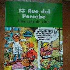 Cómics: 13 RUE DEL PERCEBE -UNA CASA DE CINE.. Lote 146375058