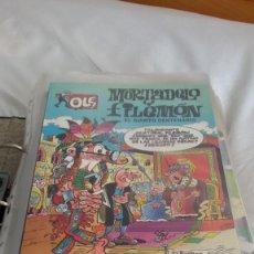 Cómics: 22 COLECCIÓN OLE, MORTADELO. EDICIONES B. ALGUNO ES OLE DE BRUGUERA. TODOS FOTOGRAFIADOS. Lote 146386106