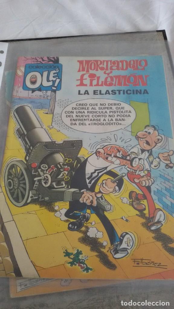 Cómics: 22 COLECCIÓN OLE, MORTADELO. EDICIONES B. ALGUNO ES OLE DE BRUGUERA. TODOS FOTOGRAFIADOS - Foto 22 - 146386106