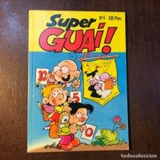 Cómics: SUPER GUAI! Nº 9. Lote 146356297