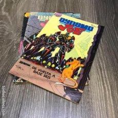 Cómics: LOTE DYNAMO JOE - EDICIONES B - 1989 (3 CÓMICS). Lote 146434706