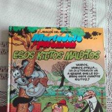 Cómics: MAGOS DEL HUMOR ESOS KILITOS MALDITOS MORTADELO Y FILEMON PRIMERA EDICION NUMERO 71. Lote 146527294