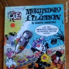 Cómics: TEBEO DE EDICIONES ,B MORTADELO Y FILEMON N,16 DE 1999. Lote 146653686