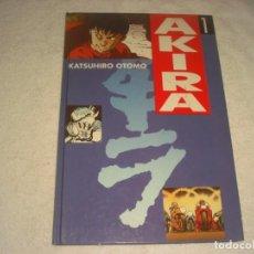 Cómics: AKIRA, KATSUHIRO OTOMO Nº 1 LA AUTOPISTA , TAPA DURA . GLENAT. Lote 146683234