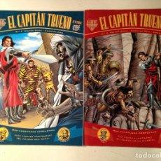 Cómics: EL CAPITÁN TRUENO FANS EXTRA LOTE 14 EJEMPLARES. Lote 146784746