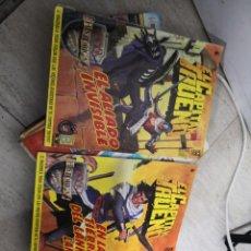Cómics: 3 COMIC EL CAPITAN TRUENO Nº 4, 2 Y 20 EDICIONES B GRUPO ZETA AÑO 1987. Lote 147105002