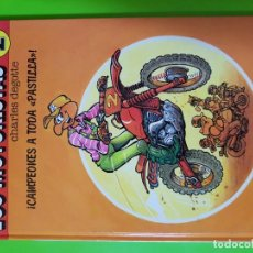 Cómics: LOS MOTORISTAS ÁLBUM EN TAPAS DURAS DE EDICIONES B EN LA COLECCIÓN DRAGON CÓMICS. Lote 147108870