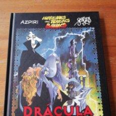 Cómics: DRACULA. AZPIRI Y FORGES. . Lote 147145590