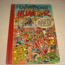 Cómics: OLIMPIADAS DEL HUMOR , 4ª EDICION 1992. Lote 147172298
