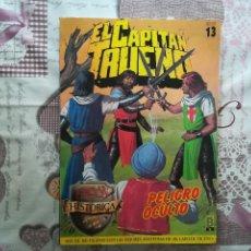 Cómics: EL CAPITAN TRUENO EDICION HISTORICA 32 NUMEROS EN 8 TOMOS DEL 93 AL 122. Lote 147214294