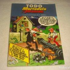 Cómics: TODO MORTADELO Y FILEMON Y OTROS PERSONAJES DE F. IBAÑEZ Nº 33. Lote 147223866
