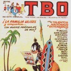 Cómics: TBO EDICIONES B Nº 1. Lote 147367606
