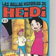 Cómics: LAS BELLAS HISTORIAS DE HEIDE Nº 23 LA CASA MISTERIOSA . Lote 147525002