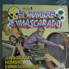 Cómics: EL HOMBRE ENMASCARADO EDICION HISTORICA - SELECCION 2 (NUMEROS 5 AL 8). Lote 147574118