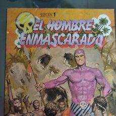 Cómics: EL HOMBRE ENMASCARADO EDICION HISTORICA - SELECCION 1 (NUMEROS 1 AL 4). Lote 147574226