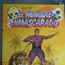 Cómics: EL HOMBRE ENMASCARADO EDICION HISTORICA - SELECCION 3 (NUMEROS 9 AL 12). Lote 147574326