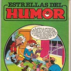Cómics - ESTRELLAS DEL HUMOR. TOMO RETAPADO Nº 19. CON TRES NÚMEROS. (P/B30) - 147593434