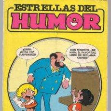 Comics : ESTRELLAS DEL HUMOR. TOMO RETAPADO Nº 19. CON DOS NÚMEROS. EDICIONES B. (P/B30). Lote 147594170