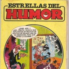 Comics: ESTRELLAS DEL HUMOR. TOMO RETAPADO Nº 13. CON TRES NROS. ZIPI ZAPE / SUPER LÓPEZ. EDC. B. (P/B30). Lote 147594586
