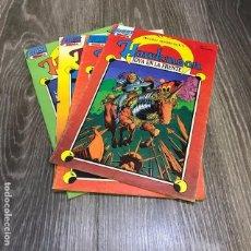 Cómics: LOTE HAWKMOON - EDICIONES B - 1988 (4 CÓMICS). Lote 147624090