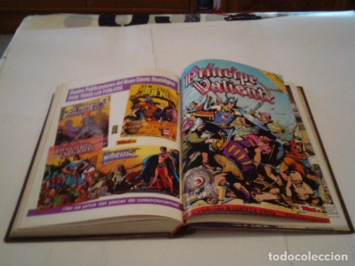 Cómics: PRINCIPE VALIENTE - EDICIONES B - COMPLETA - 91 NUMEROS - EN 8 TOMOS - BUEN ESTADO - Foto 8 - 147676738