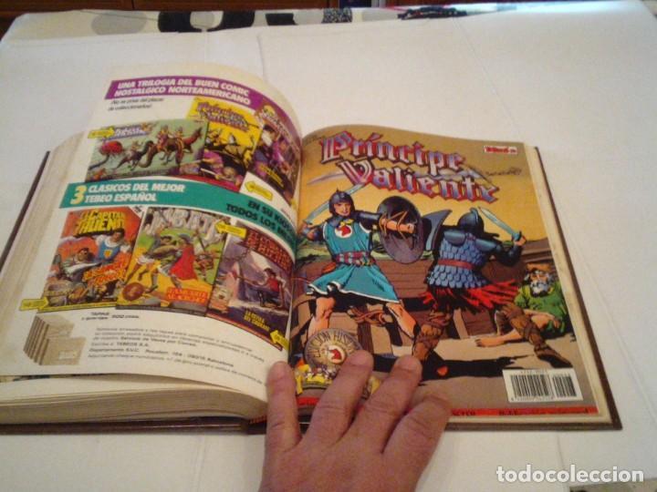 Cómics: PRINCIPE VALIENTE - EDICIONES B - COMPLETA - 91 NUMEROS - EN 8 TOMOS - BUEN ESTADO - Foto 13 - 147676738