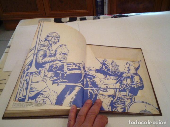 Cómics: PRINCIPE VALIENTE - EDICIONES B - COMPLETA - 91 NUMEROS - EN 8 TOMOS - BUEN ESTADO - Foto 14 - 147676738