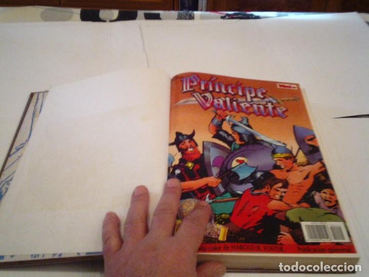 Cómics: PRINCIPE VALIENTE - EDICIONES B - COMPLETA - 91 NUMEROS - EN 8 TOMOS - BUEN ESTADO - Foto 17 - 147676738