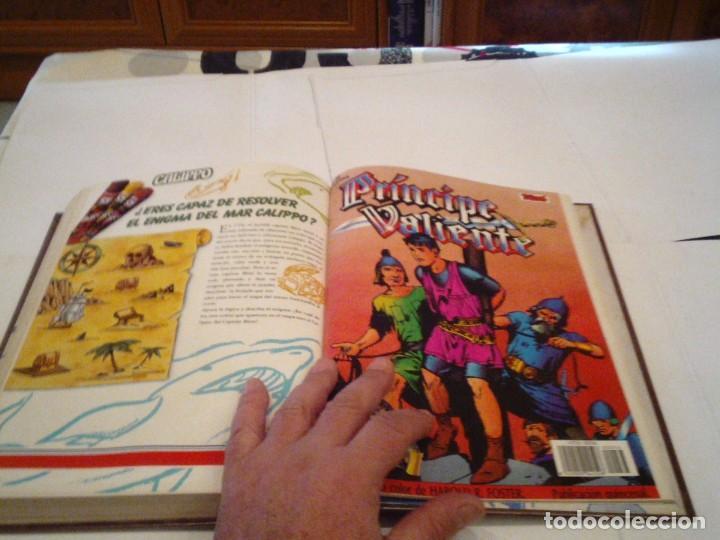 Cómics: PRINCIPE VALIENTE - EDICIONES B - COMPLETA - 91 NUMEROS - EN 8 TOMOS - BUEN ESTADO - Foto 18 - 147676738