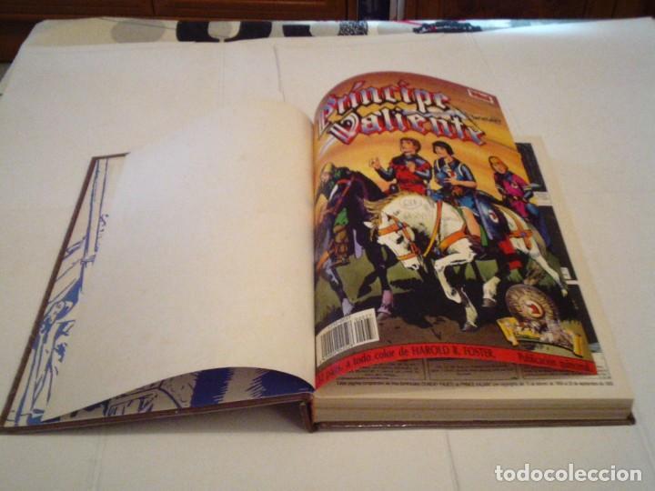Cómics: PRINCIPE VALIENTE - EDICIONES B - COMPLETA - 91 NUMEROS - EN 8 TOMOS - BUEN ESTADO - Foto 22 - 147676738