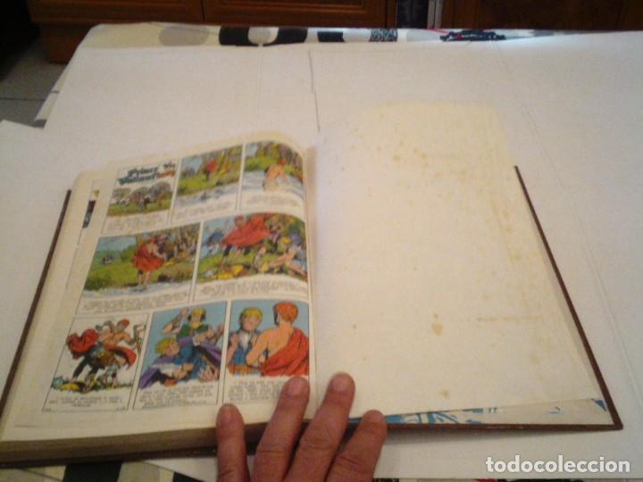 Cómics: PRINCIPE VALIENTE - EDICIONES B - COMPLETA - 91 NUMEROS - EN 8 TOMOS - BUEN ESTADO - Foto 31 - 147676738