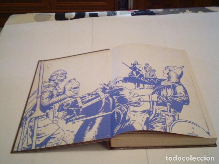 Cómics: PRINCIPE VALIENTE - EDICIONES B - COMPLETA - 91 NUMEROS - EN 8 TOMOS - BUEN ESTADO - Foto 39 - 147676738