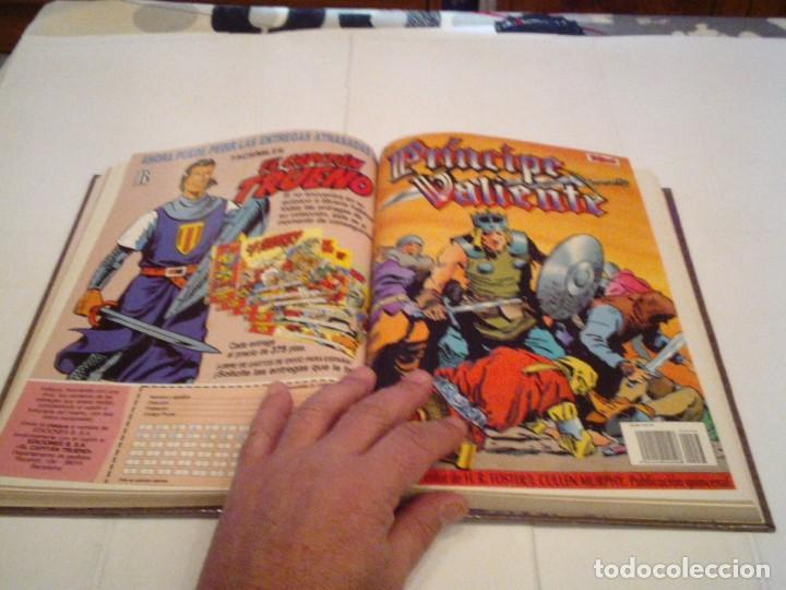 Cómics: PRINCIPE VALIENTE - EDICIONES B - COMPLETA - 91 NUMEROS - EN 8 TOMOS - BUEN ESTADO - Foto 41 - 147676738