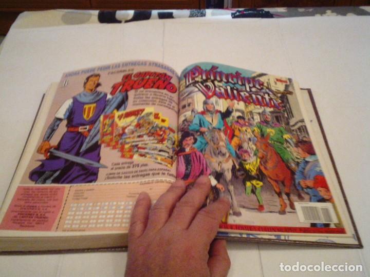 Cómics: PRINCIPE VALIENTE - EDICIONES B - COMPLETA - 91 NUMEROS - EN 8 TOMOS - BUEN ESTADO - Foto 42 - 147676738