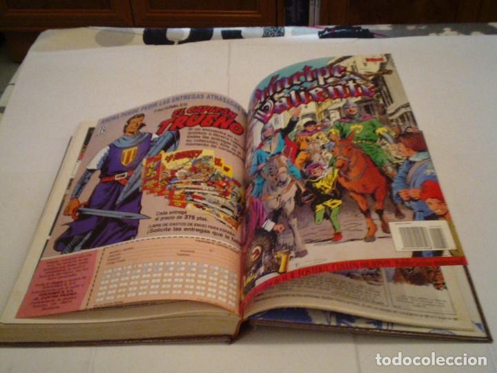 Cómics: PRINCIPE VALIENTE - EDICIONES B - COMPLETA - 91 NUMEROS - EN 8 TOMOS - BUEN ESTADO - Foto 43 - 147676738