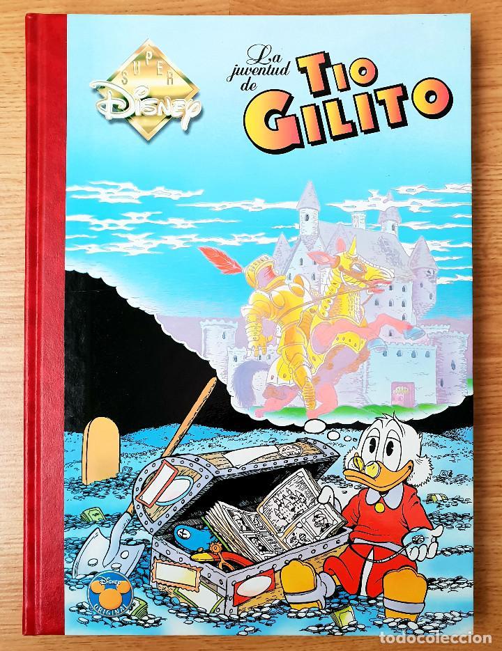 SUPER DISNEY GRANDES AVENTURAS NÚMERO 6 LA JUVENTUD DE TIO GILITO. EDICIONES B. 1997. NUEVO. (Tebeos y Comics - Ediciones B - Otros)