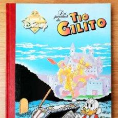 Cómics: SUPER DISNEY GRANDES AVENTURAS NÚMERO 6 LA JUVENTUD DE TIO GILITO. EDICIONES B. 1997. NUEVO.. Lote 147701986