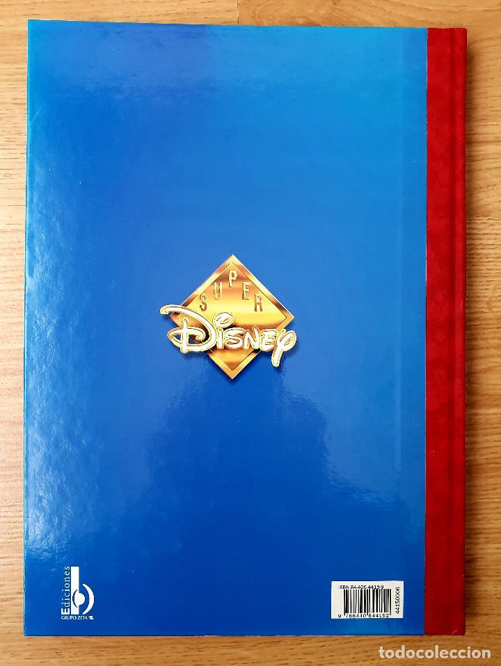 Cómics: SUPER DISNEY GRANDES AVENTURAS NÚMERO 6 LA JUVENTUD DE TIO GILITO. EDICIONES B. 1997. NUEVO. - Foto 2 - 147701986