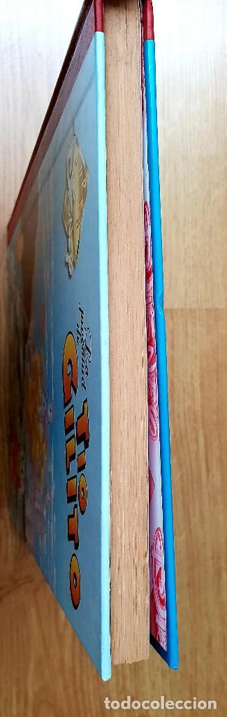 Cómics: SUPER DISNEY GRANDES AVENTURAS NÚMERO 6 LA JUVENTUD DE TIO GILITO. EDICIONES B. 1997. NUEVO. - Foto 5 - 147701986