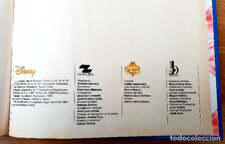 Cómics: SUPER DISNEY GRANDES AVENTURAS NÚMERO 6 LA JUVENTUD DE TIO GILITO. EDICIONES B. 1997. NUEVO. - Foto 6 - 147701986