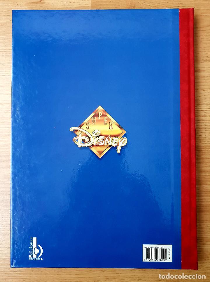 Cómics: SUPER DISNEY NUMERO 7 LAS GRANDES AVENTURAS DE LOS JOVENES CASTORES. EDICIONES B. 1998. NUEVO - Foto 2 - 147702750