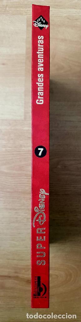 Cómics: SUPER DISNEY NUMERO 7 LAS GRANDES AVENTURAS DE LOS JOVENES CASTORES. EDICIONES B. 1998. NUEVO - Foto 3 - 147702750