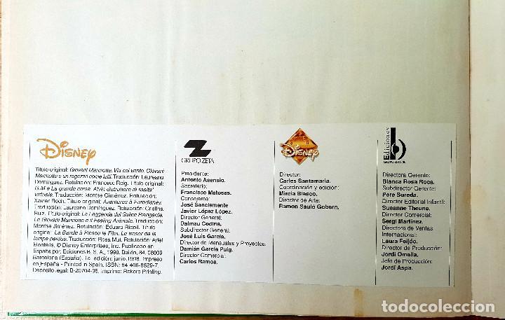 Cómics: SUPER DISNEY NUMERO 7 LAS GRANDES AVENTURAS DE LOS JOVENES CASTORES. EDICIONES B. 1998. NUEVO - Foto 7 - 147702750