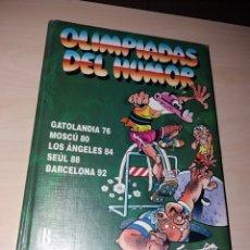 Cómics: MORTADELO Y FILEMÓN - OLIMPÍADAS DEL HUMOR - EDICIONES B 1992. Lote 147706329