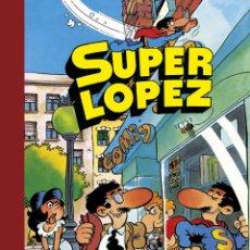 Cómics: SUPERLÓPEZ SUPERHUMOR TOMO 1. Lote 147719374