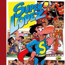 Cómics: SUPERLÓPEZ SUPERHUMOR TOMO 1. Lote 147720466