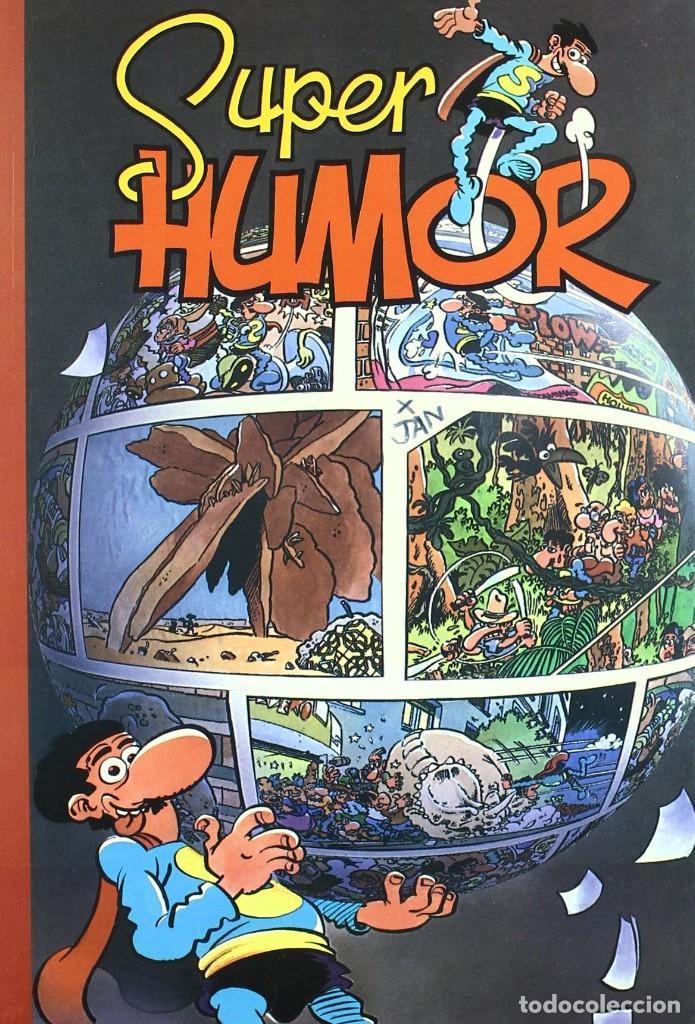 SUPERLÓPEZ SUPERHUMOR TOMO 5 (Tebeos y Comics - Ediciones B - Humor)