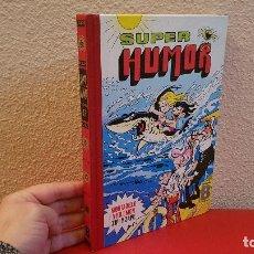 Cómics: TOMO VOLUMEN LIBRO COMIC TEBEO SUPER HUMOR Nº 13 XIII EDICIONES B 1989 MORTADELO Y FILEMON ZIPI ZAPE. Lote 147751758