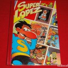 Cómics: SUPER LOPEZ Nº 3. TOMO DE EDICIONES B. C-31. Lote 147758618